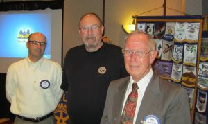 Kevin Werst, Scot Feldmeyer and Bob Williams